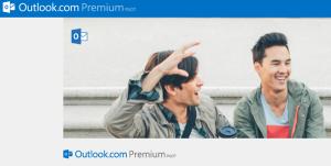 Outlook premium grátis por um ano