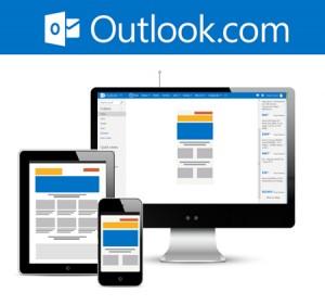 Primeiro ano do Outlook para iOS e Android