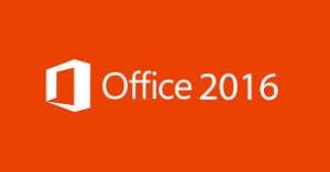 Pré-visualização do Office 2016