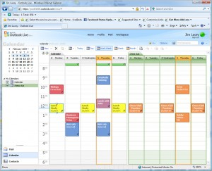Problemas para editar um evento no calendário