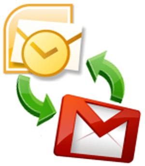 Conta do Gmail no Outlook para Android