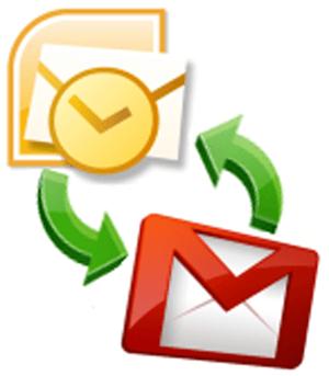 Conta do Gmail no Outlook para Android