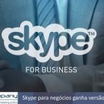 Preços e planos do Skype empresarial