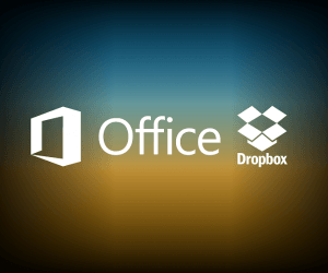Office Online e Dropbox