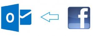 Fim da sincronização entre o Facebook e Outlook.com