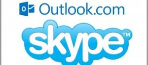 Pesquisar contatos no Skype para Outlook.com