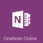 Criar anotações no OneNote online
