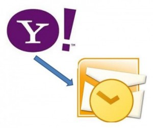 mportar contatos do Yahoo para Outlook.com