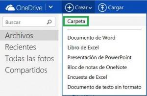 Download de pastas no OneDrive