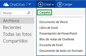 Download de pastas no OneDrive