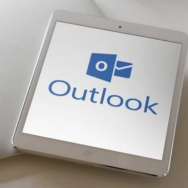 Outlook para iOS ipad iphone apple