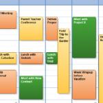 Novos recursos no calendário do Outlook