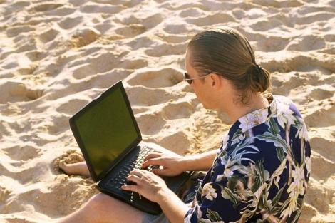 Como desconectar o correio Outlook nas férias?
