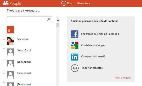 Como publicar no Facebook a partir do Outlook