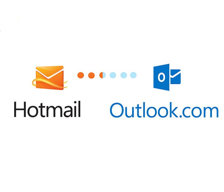 Como retornar ao Hotmail?
