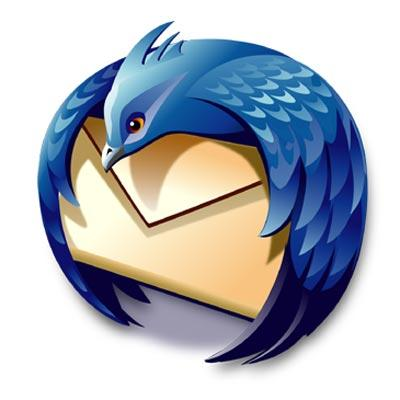 Controle a conta Outlook desde o Thunderbird
