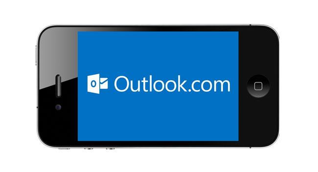 Inserir o teu telefone móvel no Outlook