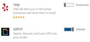Insira GIFs no Outlook.com