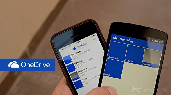 OneDrive melhorado