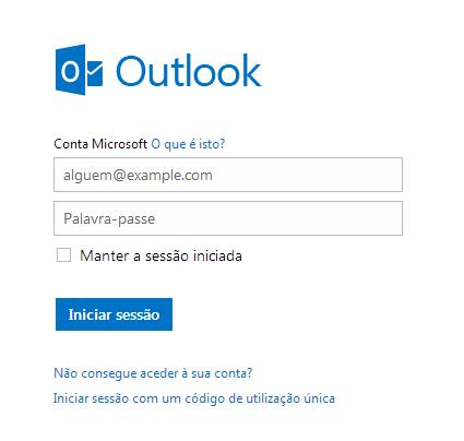 Por quê nos podem bloquear uma conta de Outlook