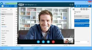 Utilizar Skype no Outlook