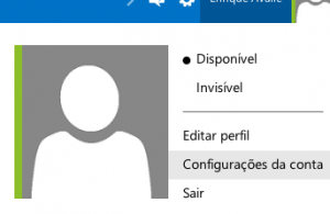 Eliminar conta Outlook