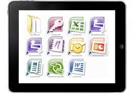Assinar Office mensal para iPad