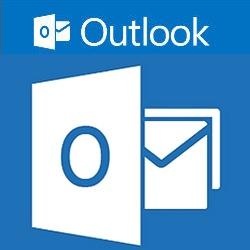 Inconveniências para exibir corretamente Outlook.com
